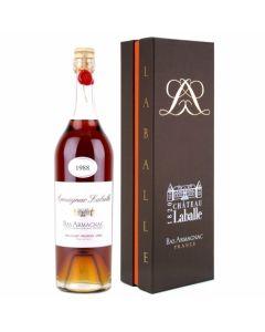 Laballe, Bas Armagnac 1988, 47,9% 50 cl.