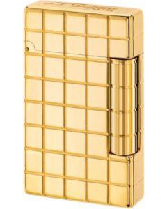 """Dupont """"initial"""" flint lighter (gold color)"""