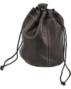 Tobacco bag/pouch in leather