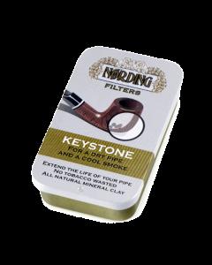 Nørding Keystone Pipe Filters in metal box