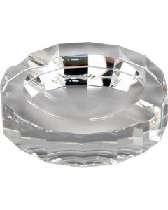 Passatore cigar ashtray in crystal