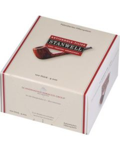 Stanwell Pipe Filters 100 pcs 9mm