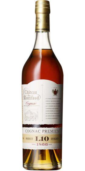 Château de Montifaud, L10 Premium Cognac, 70 cl. 40%