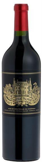 Château Palmer 2007, 3. cru classé Margaux, 75 cl.