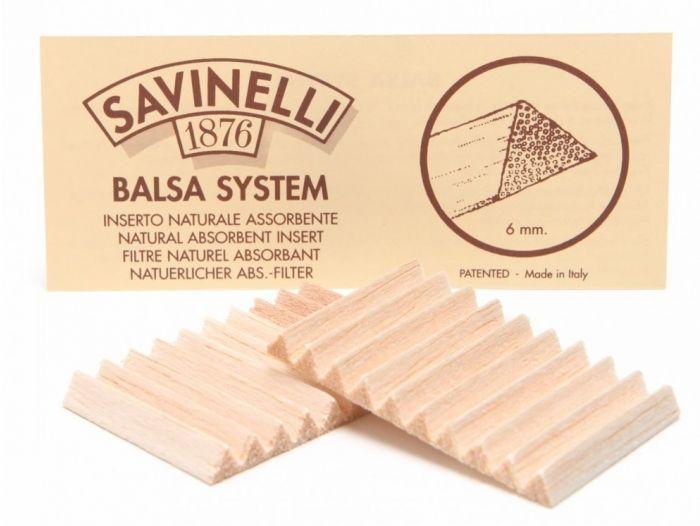 Savinelli Balsa System 6 mm.