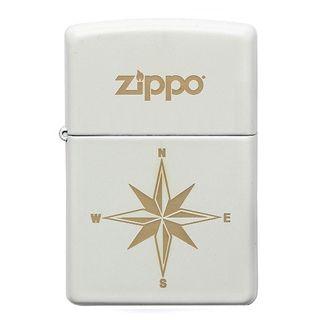 Zippo white matt
