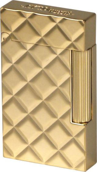 Dupont Slim Lighter Gold