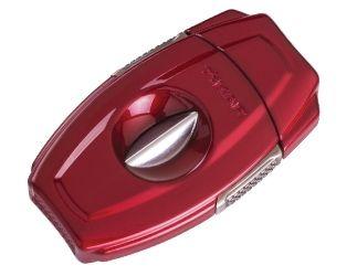 Xikar VX2 V-Cut Cutter Red