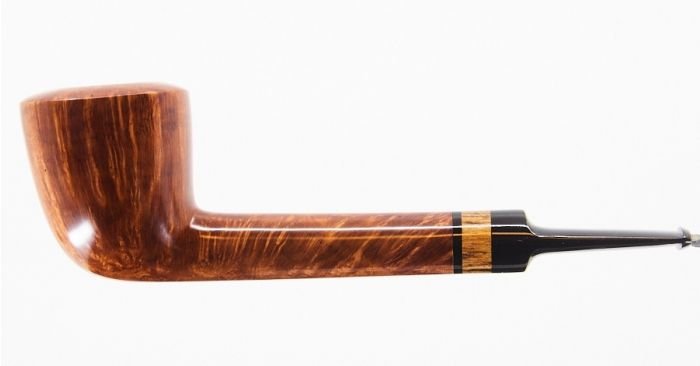 Brian G Madsen 57 Smooth Dublin w/bocote ring