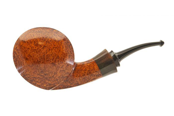 Peter Heding - Blowfish w/horn (Diamond Graded)