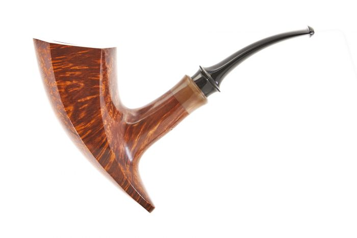 Peter Heding - Elephant Foot w/horn (Diamond Graded)
