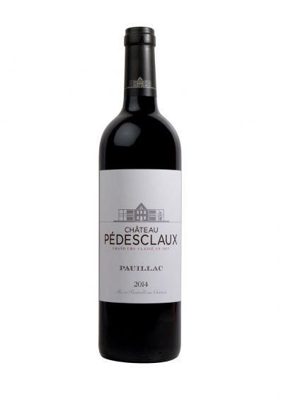 Château Pedesclaux 2014, Pauillac 5. cru, 75 cl.