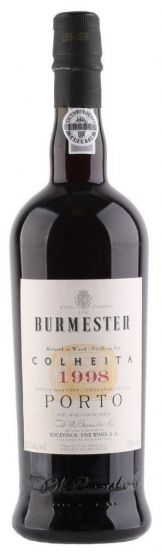 Burmester, Colheita 1998, 75 cl.