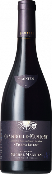 """Michel Magnien, Chambolle Musigny """"Fremières"""" 2015, 75 cl."""