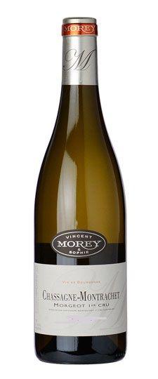 """Vincent Morey & Sophie, Chassagne Montrachet 1. cru """"Morgeot"""" 2011, 75 cl."""