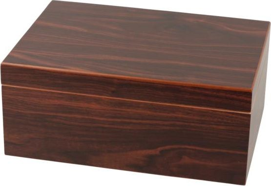 Large humidor for approx. 50 cigar