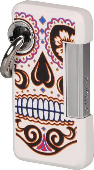"HOOKED by Dupont ""Mexic-o"" Lighter"