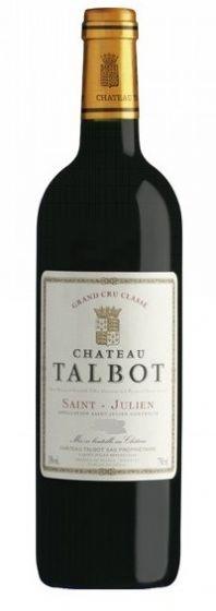 Château Talbot 2010, 4. cru classé Saint Julien