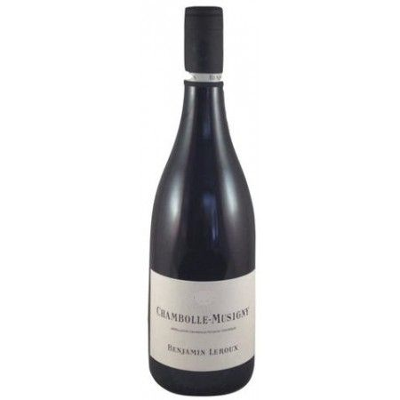 Benjamin Leroux, Chambolle Musigny 2015, 75 cl.