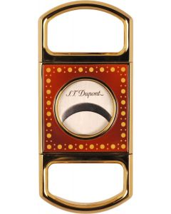 "Dupont Cigarcutter ""Derby"" Golden Brown"
