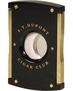 "Dupont Cigarcutter ""Cigar Club"" Black"
