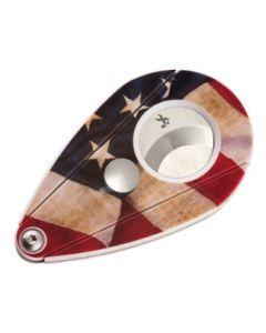 Xikar cigar cutter xi2 American Flag