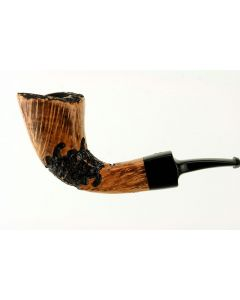 "Nørding ""Hunting"" Pipe 2014 - Rusticated"