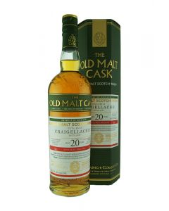 The Old Malt Cask, Craigellachie 20 Years, 70 cl. 50%
