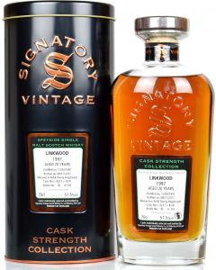 Signatory Vintage, Linkwood 1997, 20 Years, 70 cl. 57,5%