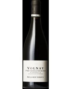 """Benjamin Leroux, Volnay 1 cru """"Clos Cave des Ducs"""" 2015, 75 cl."""