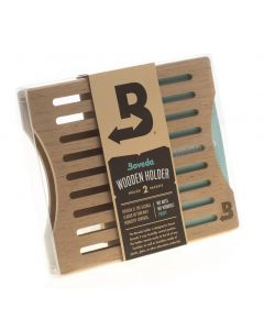 Boveda Xikar 2-Way Humidification Packet Holders Side by side