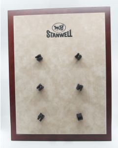 Stanwell pipe display for 6 pipes (pre used)