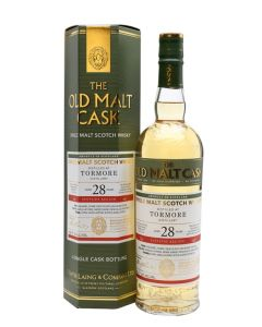 The Old Malt Cask, Tormore 28 Years Sherry Butt, 70 cl. 50%