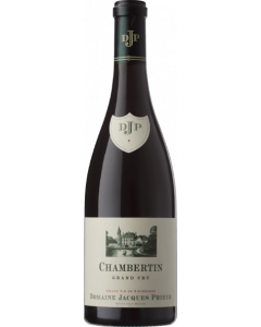 Jacques Prieur, Chambertin Grand Cru 2015, 75 cl.