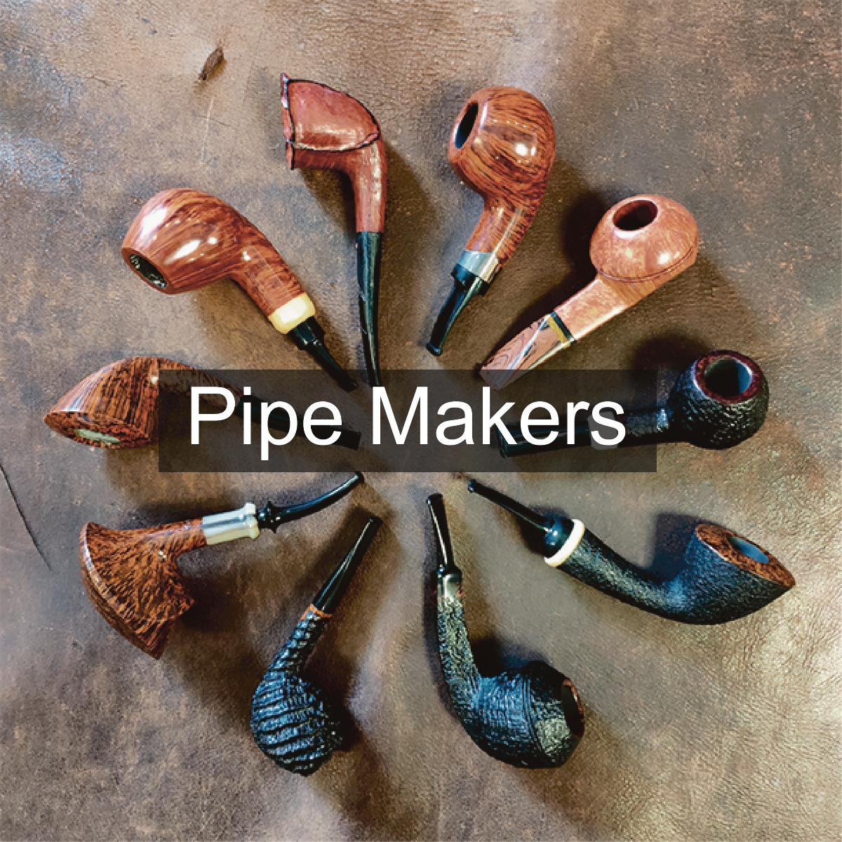 Pipes from different pipe makers